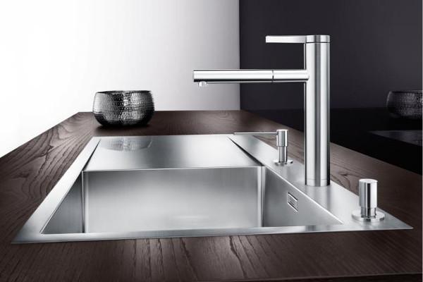 blanco linee s kitchen faucet. Black Bedroom Furniture Sets. Home Design Ideas