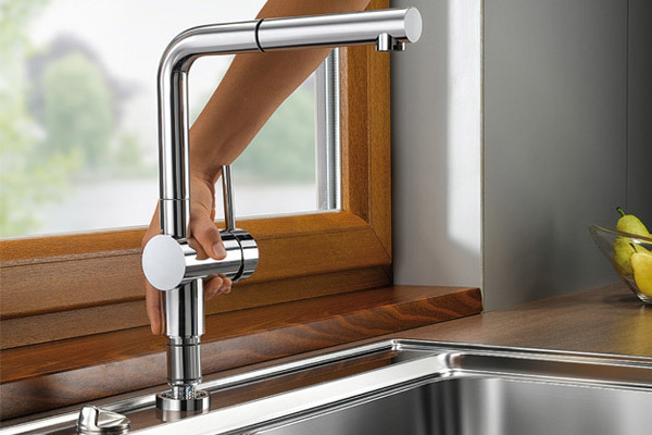 Blanco Linus S blanco linus s f kitchen faucet