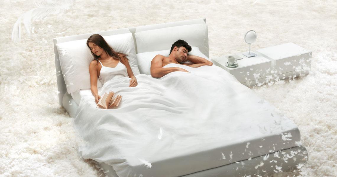 Bontempi Malou H25 Fix - Double Bed