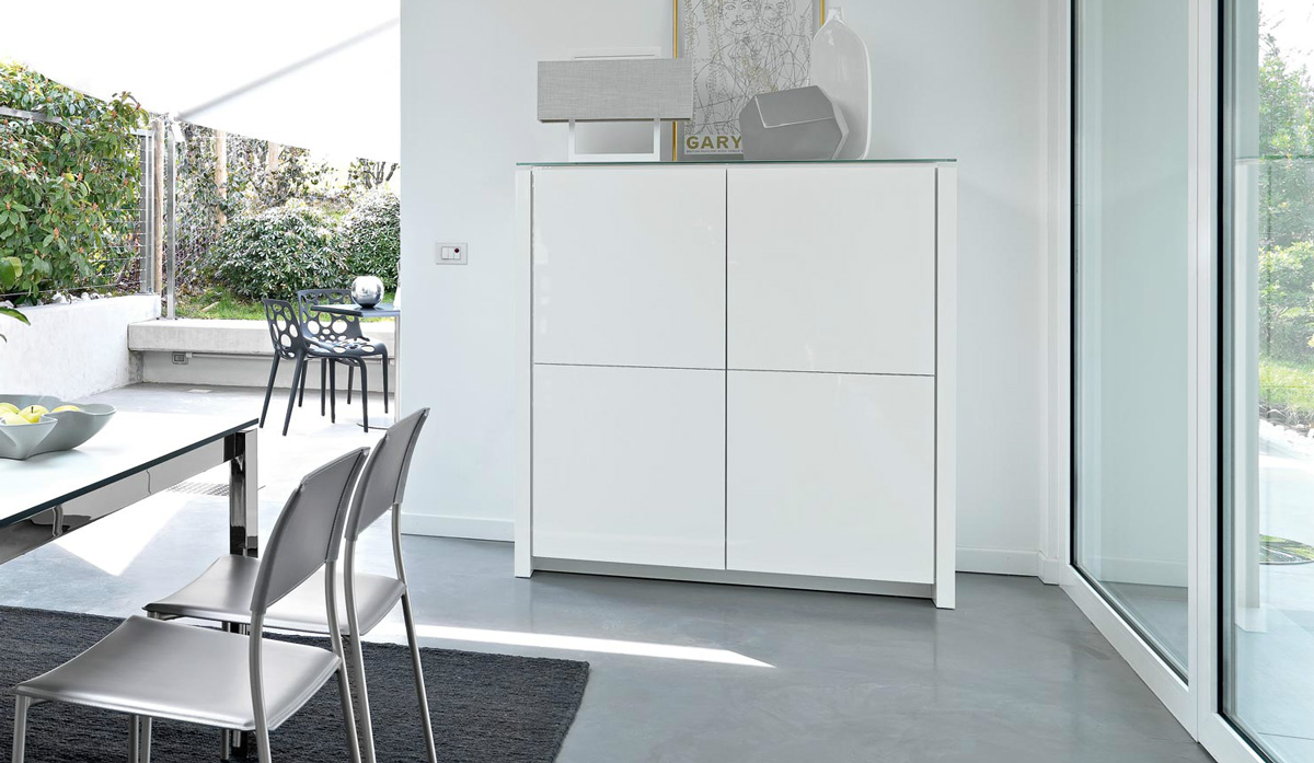 kitchen cabinets glass connubia calligaris mag cb 6029 4 cabinet 20441