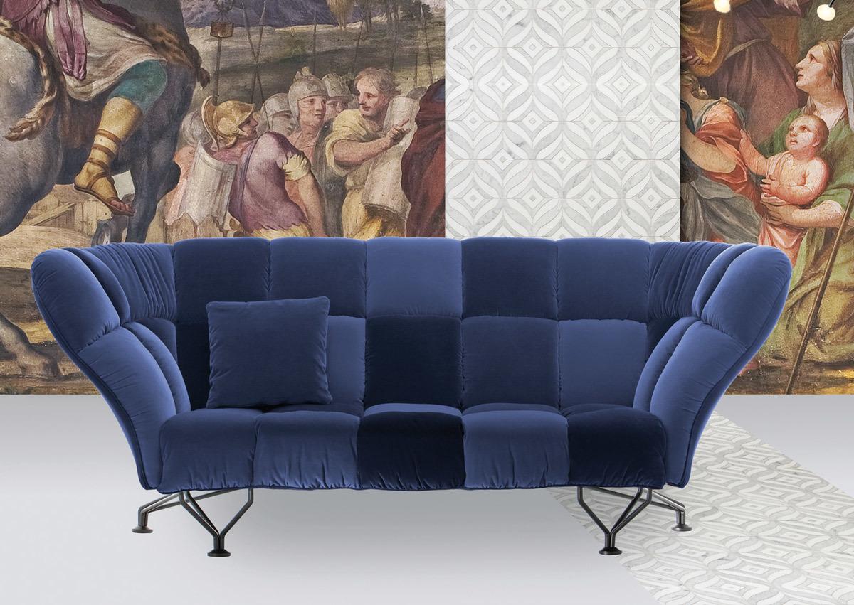 Cuscini Futon.Driade 33 Cuscini Sofa