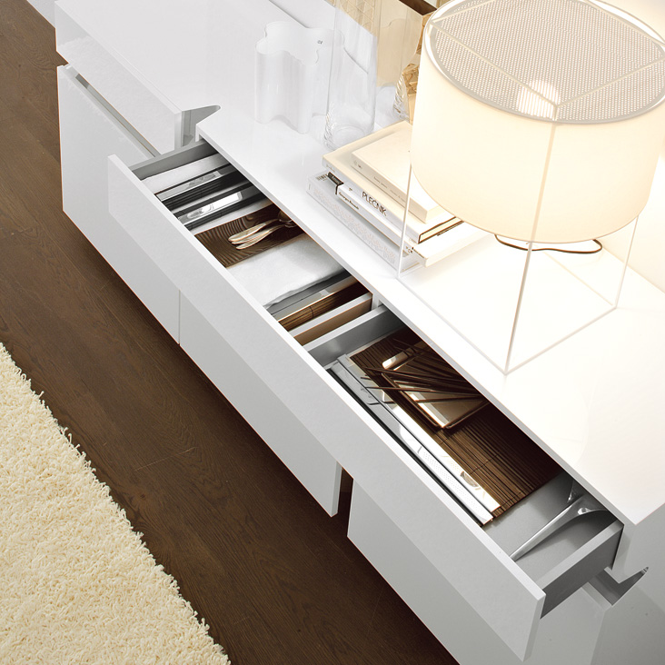 cattelan italia prisma cabinet. Black Bedroom Furniture Sets. Home Design Ideas