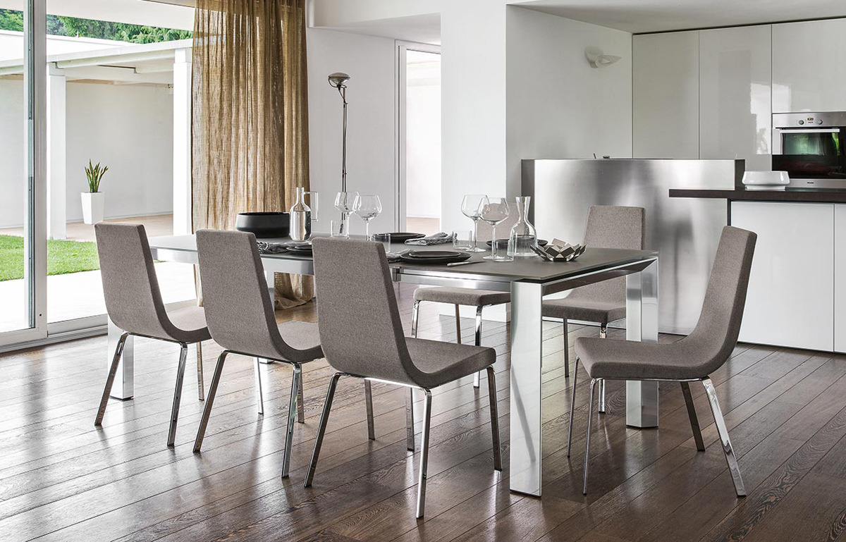 Connubia calligaris royal cb 4082 mv 180 table for Table extensible calligaris