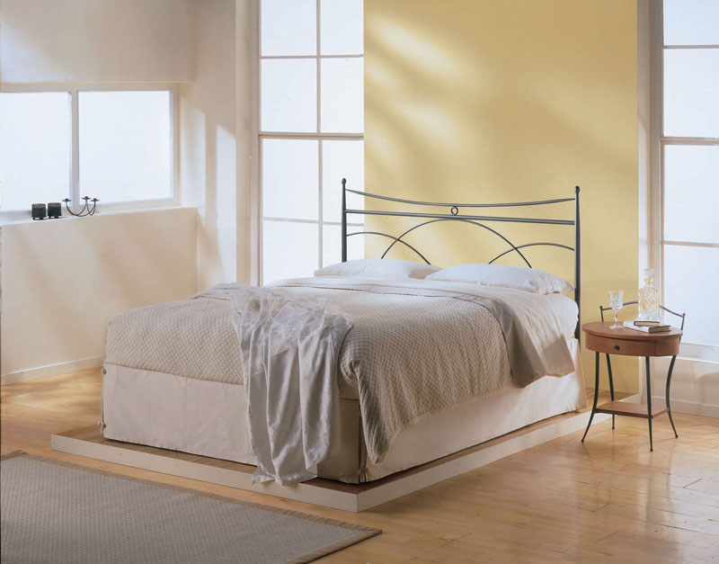 target point bed salom with bed frame without footboard