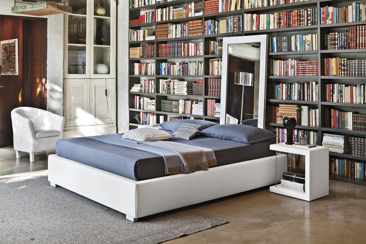 target point sommier double bed. Black Bedroom Furniture Sets. Home Design Ideas