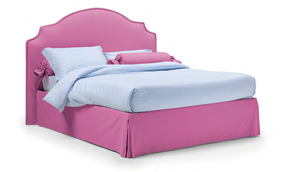 Bed with box Olivia - Double Bed