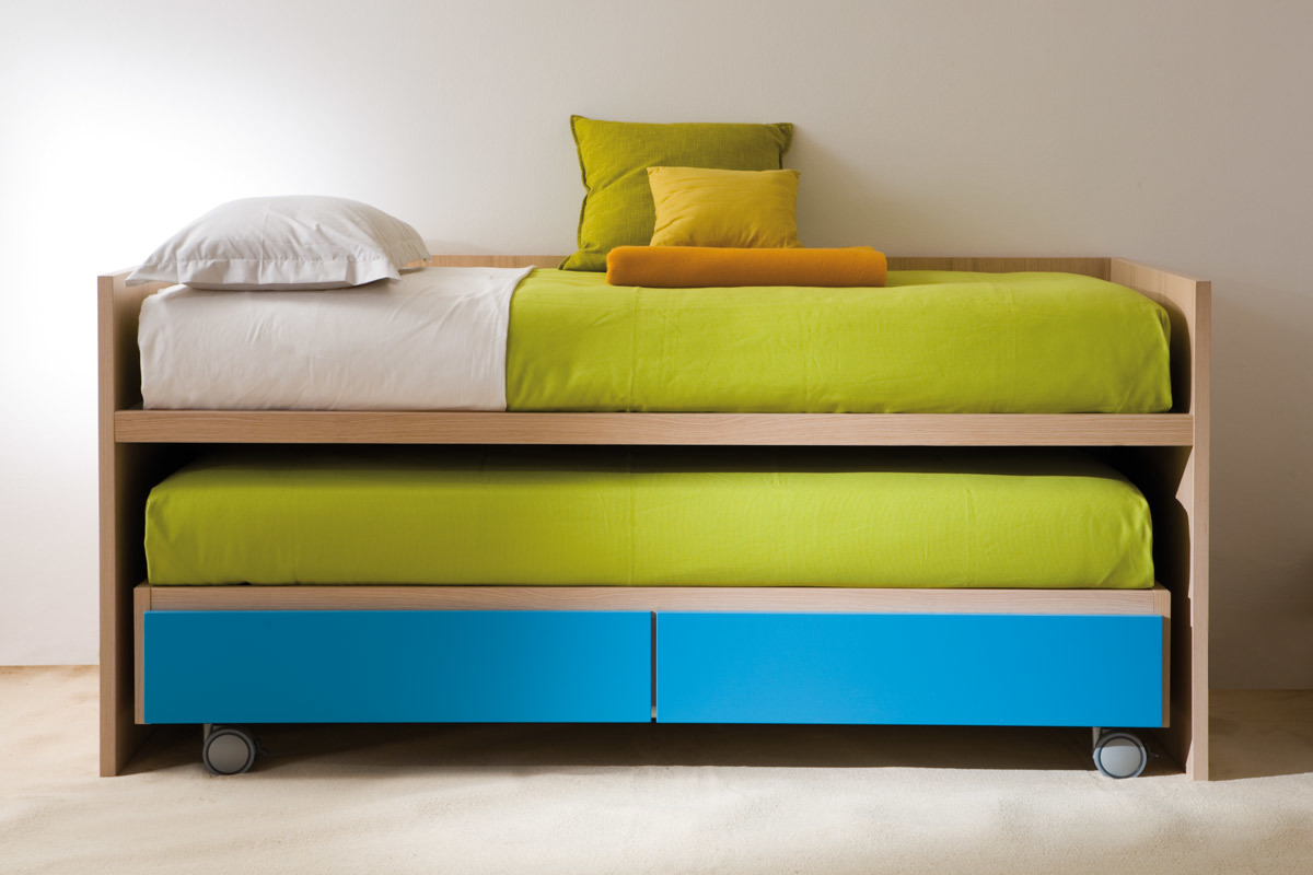 Dearkids Compact Four - Bed