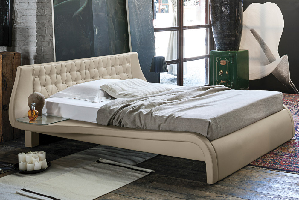 Target Point bed Giglio matrimonial - Double Bed
