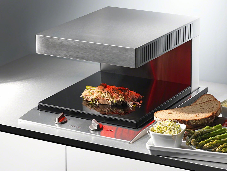 Salamander Kitchen Appliance Miele Cs 1421 S Gas Hob