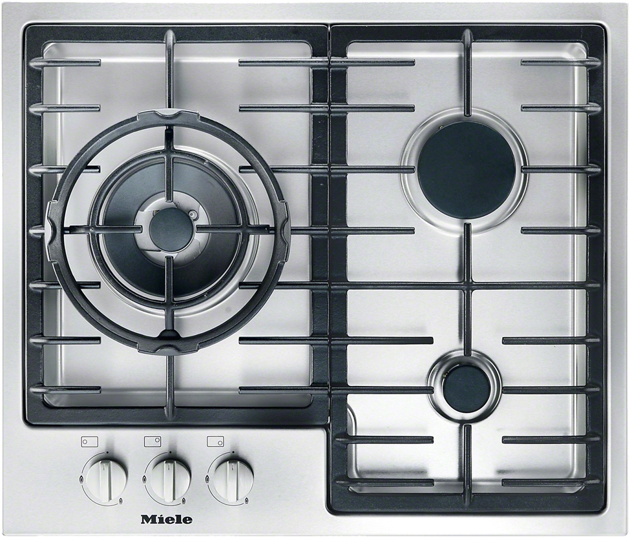 miele km 2312 g gas hob. Black Bedroom Furniture Sets. Home Design Ideas