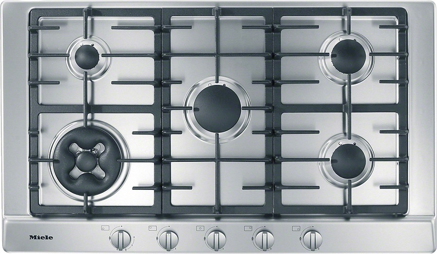 miele km 2052 gas hob. Black Bedroom Furniture Sets. Home Design Ideas