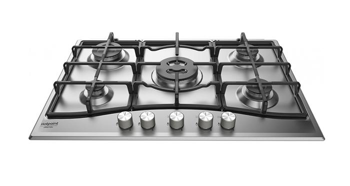 hotpoint ariston pcn 751 t ix ha gas hob. Black Bedroom Furniture Sets. Home Design Ideas