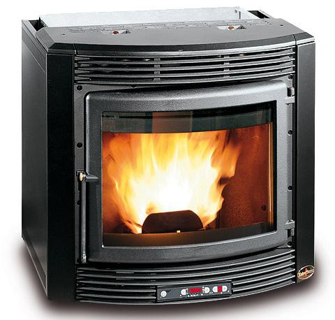 Extraflame comfort maxi pellet fireplace - Stufe pellet incasso ...