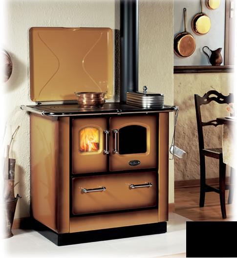 Sideros Standard 412lb Woodburning Stof - Burning-wood-stoves-from-sideros