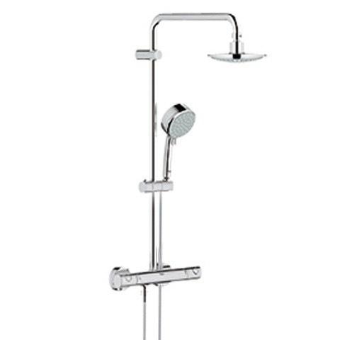 grohe tempesta cosmopolitan 160 27922000 faucet. Black Bedroom Furniture Sets. Home Design Ideas