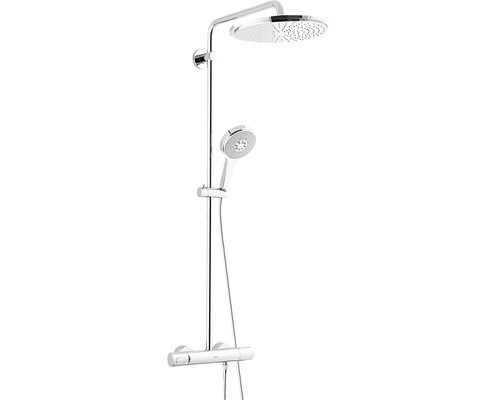 grohe rainshower system 310 27968000 faucet. Black Bedroom Furniture Sets. Home Design Ideas