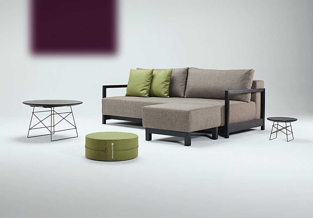 Innovation Bifrost Sleek Excess Lounger Sofa Bed