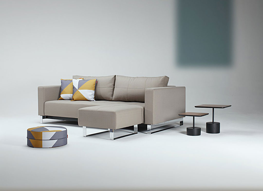 Innovation Cassius Deluxe Excess Lounger Sofa Bed