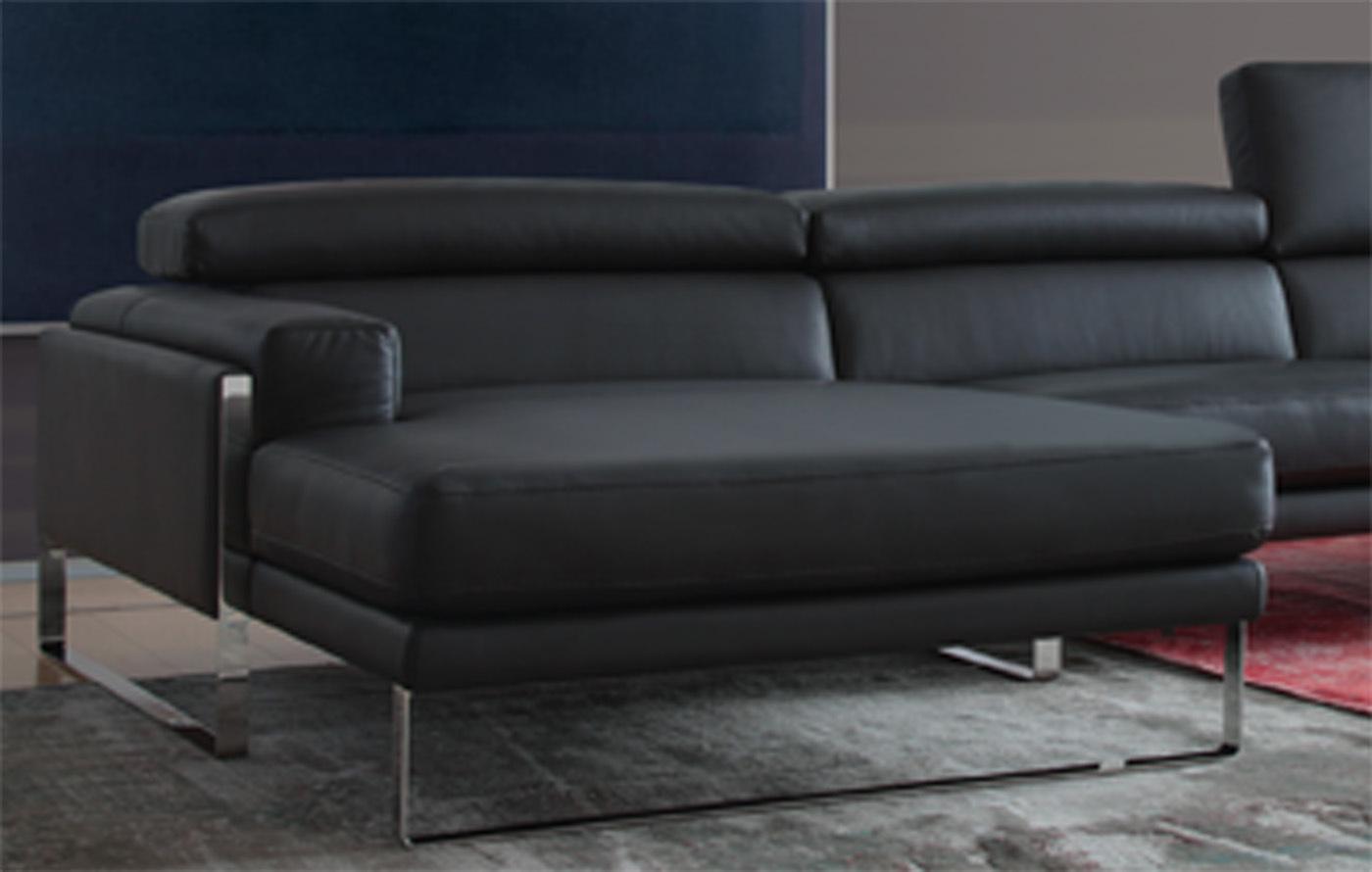 Calia Italia Romeo Longue Sofa
