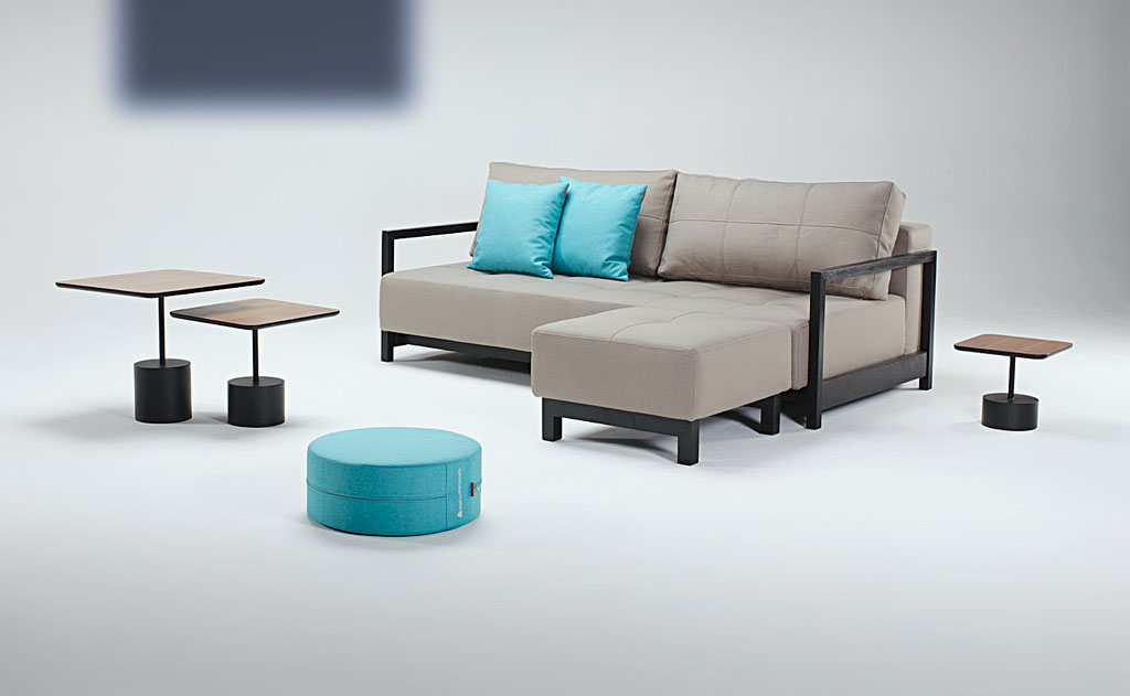 Innovation Bifrost Deluxe Excess Lounger Sofa Bed