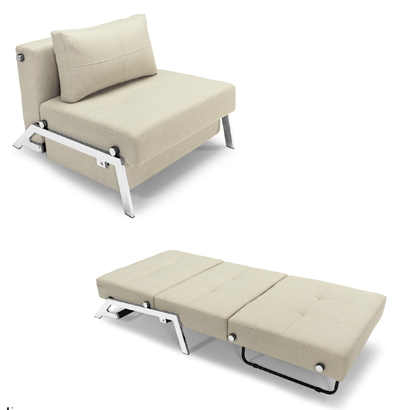 Innovation cubed 90 deluxe sofa bed cubed90 deluxe for 90 cm sofa bed