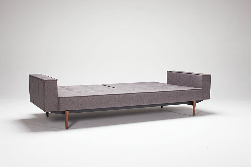 innovation splitback sofa bed with braccioli sofa. Black Bedroom Furniture Sets. Home Design Ideas