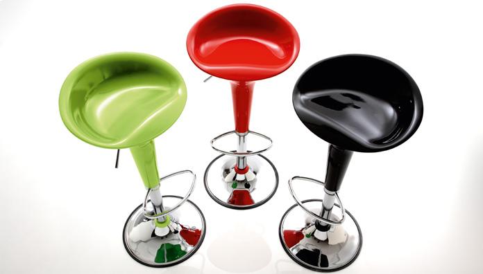Eurosedia sgabello puk 063 stool