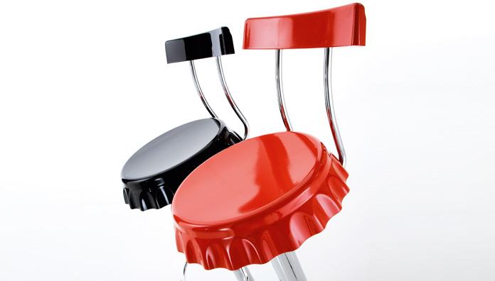Eurosedia sgabello tappo 074 stool