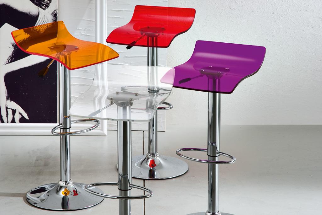 Eurosedia sgabello trek stool