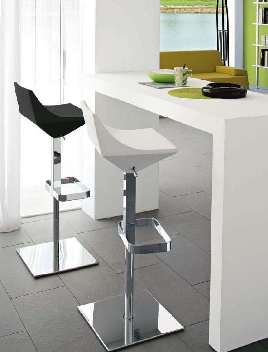 Connubia calligaris fly cb 1040 stool for Tavoli e sedie da cucina calligaris