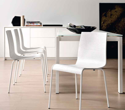 Connubia calligaris online cb 102 chair for Sedie online calligaris