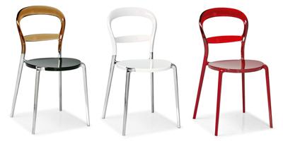 Connubia Calligaris WIEN CB/1091-C - Chair