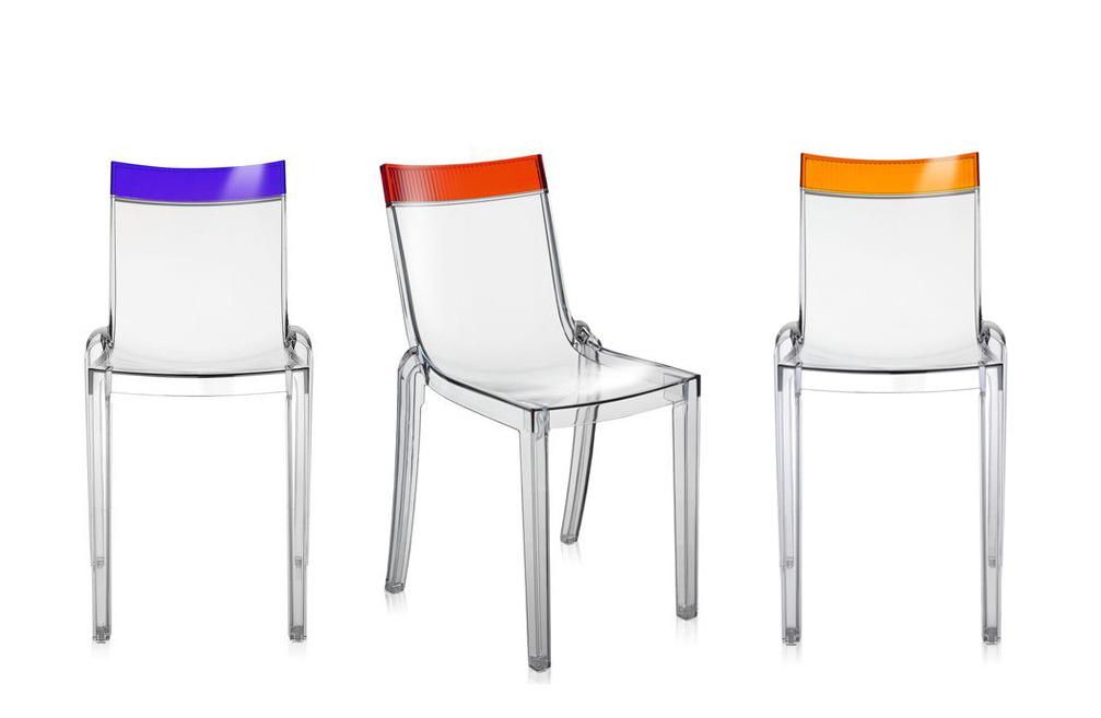 Kartell Hi-Cut 5850B - Hi-Cut_5850B - Chair