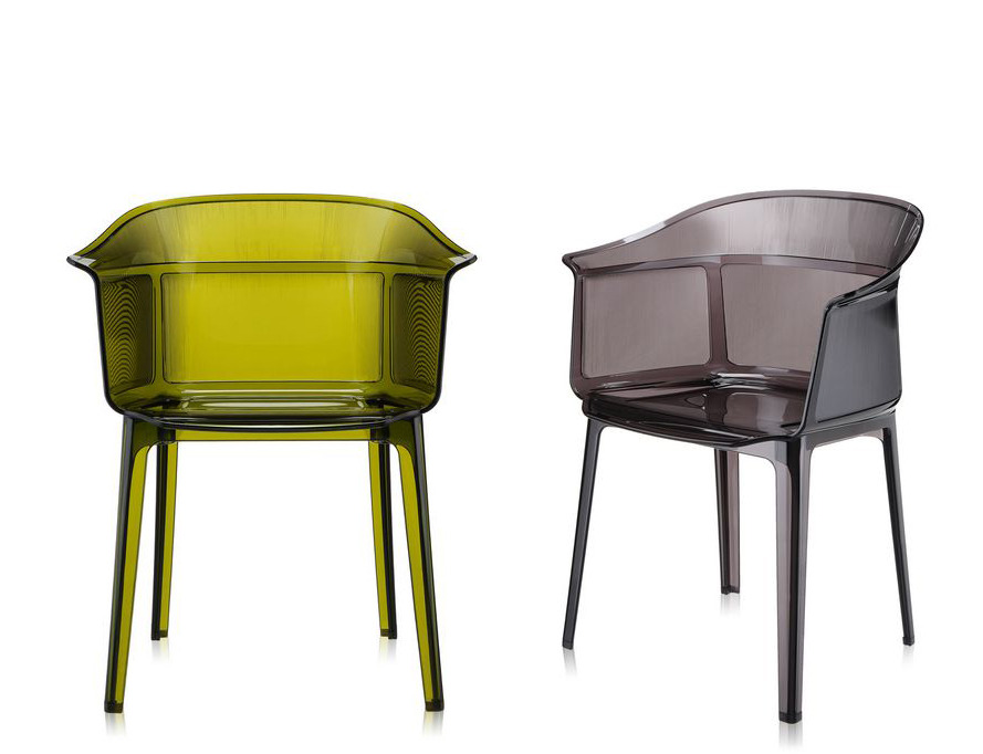 Kartell papyrus easy chair