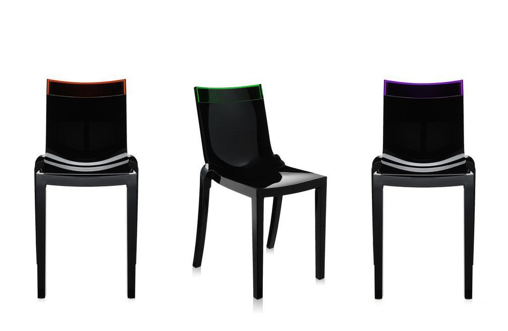 Kartell Hi-Cut 5850N - Hi-Cut_5850N - Chair