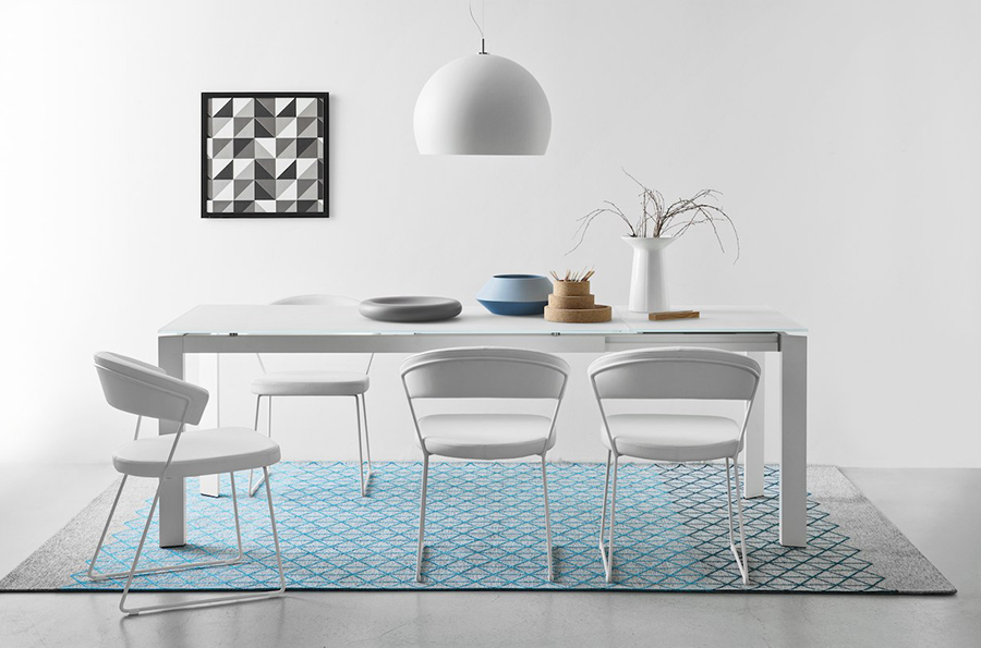 Connubia calligaris new york cb 1022 sk chair for Calligaris new york