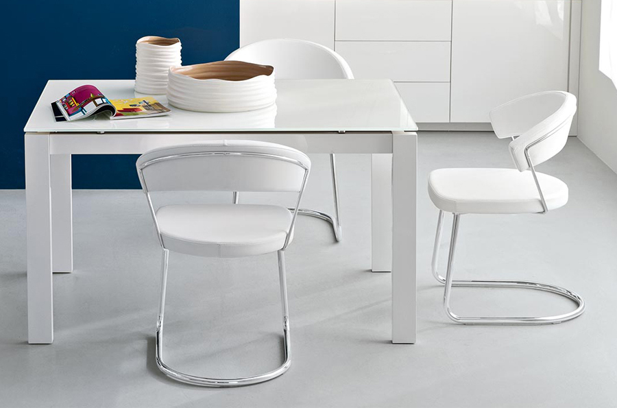 Connubia calligaris new york cb 1111 sk chair for Calligaris new york