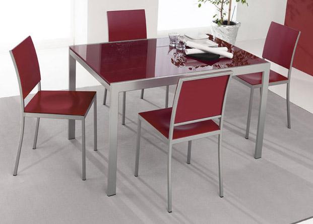 Sedie Rosse Calligaris : Sedie rosse calligaris sedie mila rosse sedia gaming poltrona da