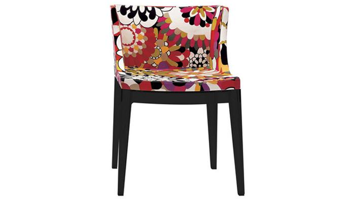 Kartell mademoiselle 6892 easy chair - Fauteuil kartell mademoiselle ...