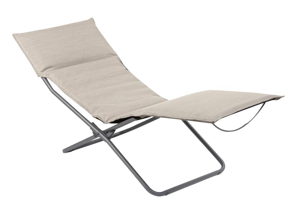LaFuma Privilege Transalounge XL Plus - Deckchair on chaise recliner chair, chaise sofa sleeper, chaise furniture,
