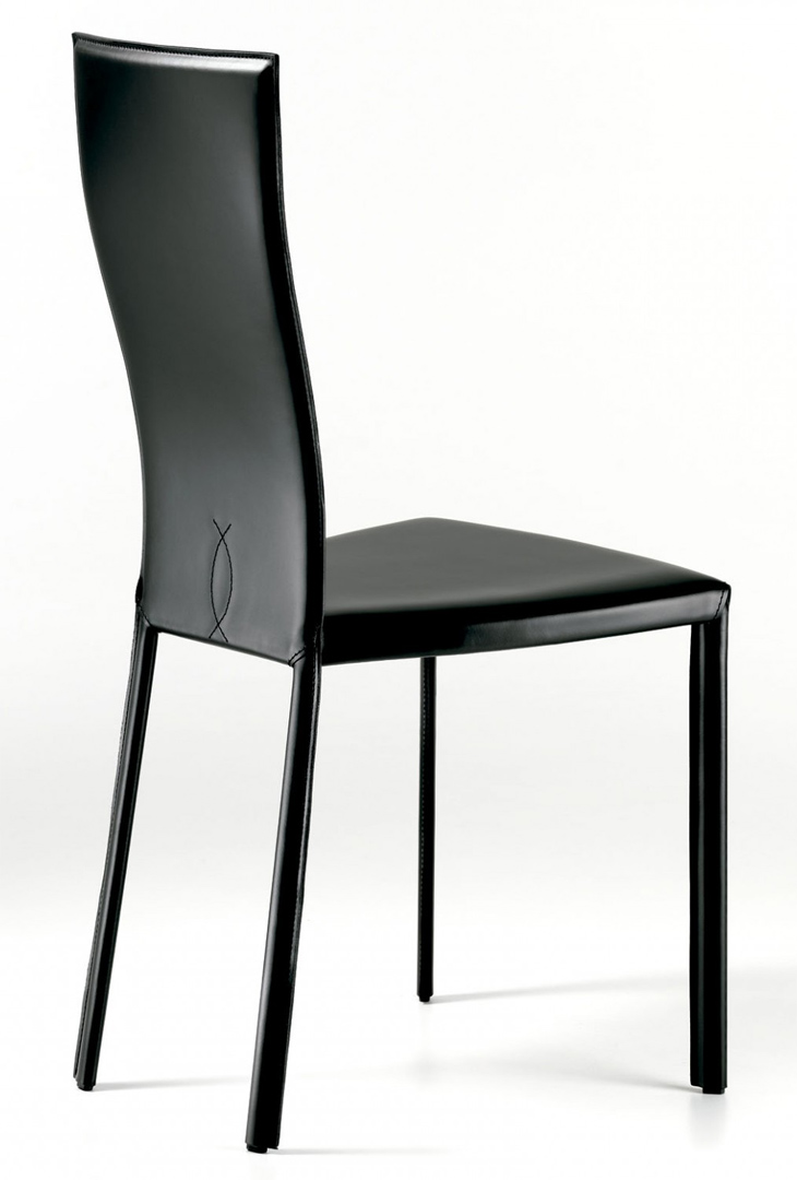cattelan italia set of 4 chairs nina xl set of 4 chair. Black Bedroom Furniture Sets. Home Design Ideas