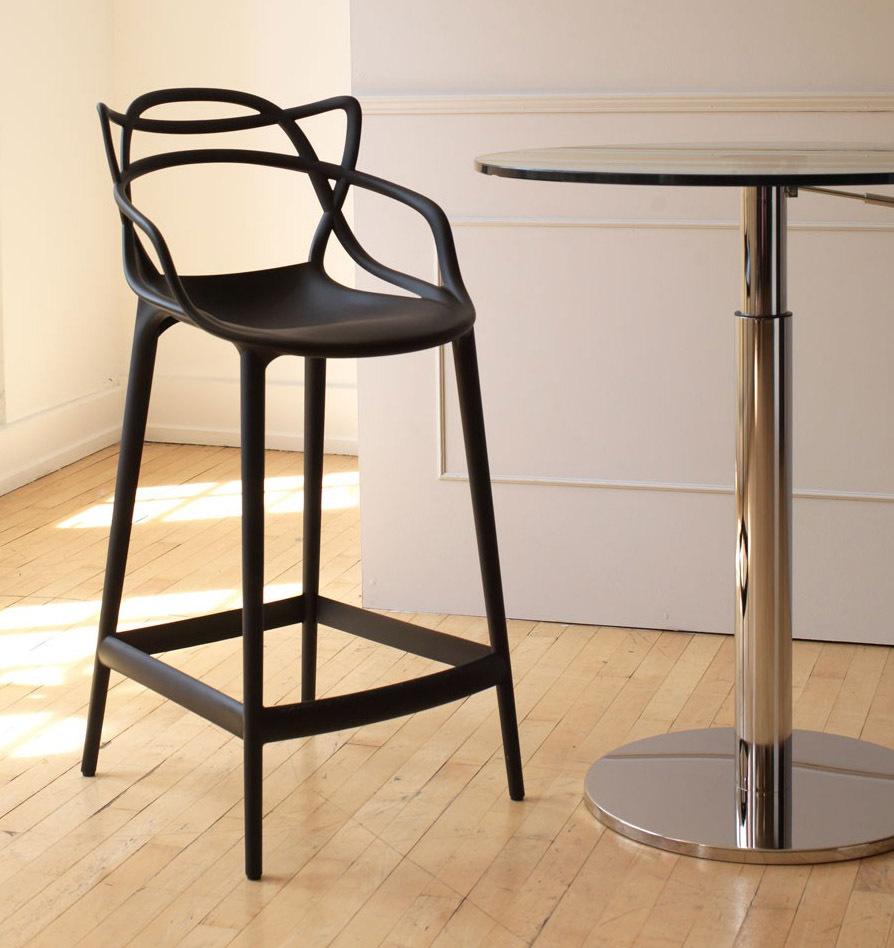 kartell masters 5869 stool h65 stool. Black Bedroom Furniture Sets. Home Design Ideas