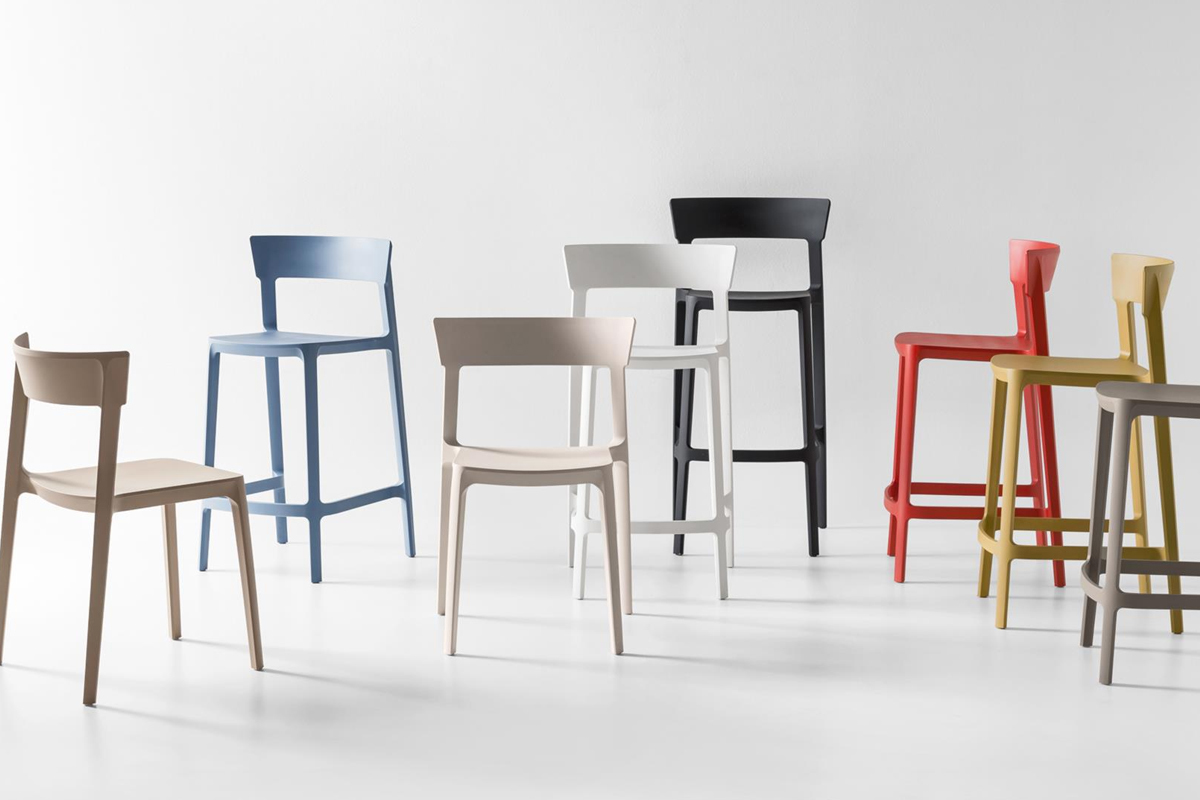 Calligaris Skin CS/1844 - Stool