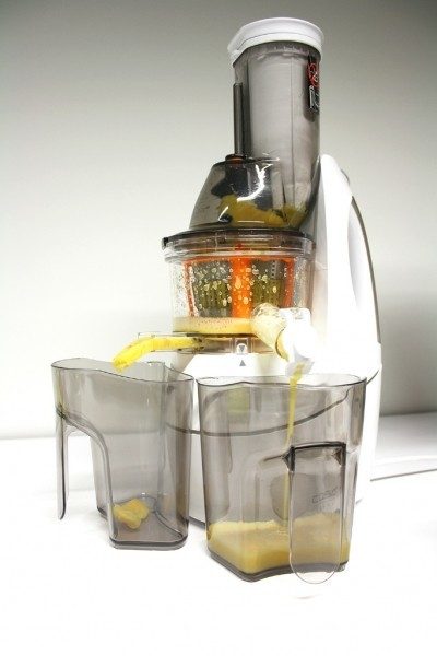 Caso Germany Slow Juicer : Caso Germany SJW 400 - Juicer