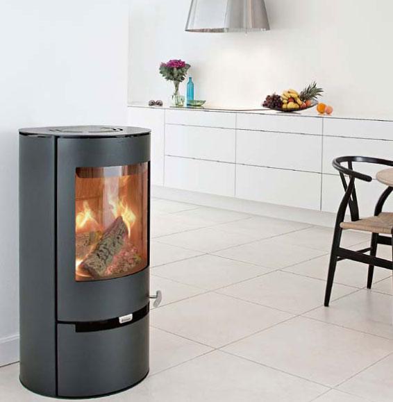 Aduro stove 9 1 50292 woodburning stof for Stufe aduro