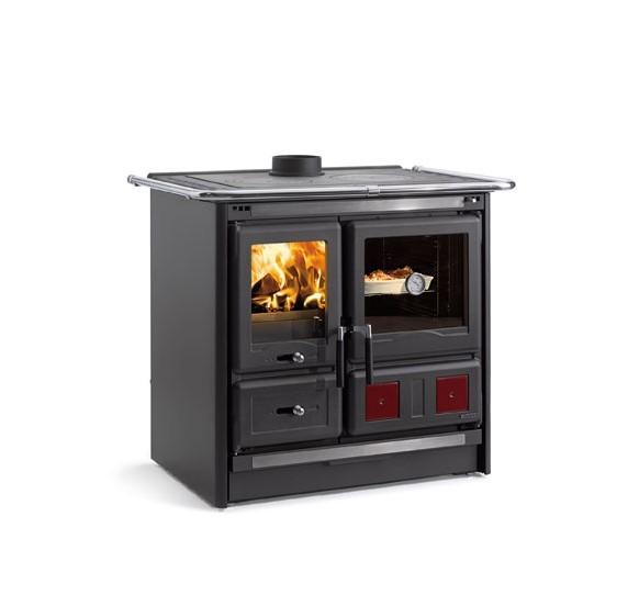 la nordica rosa l woodburning stof. Black Bedroom Furniture Sets. Home Design Ideas