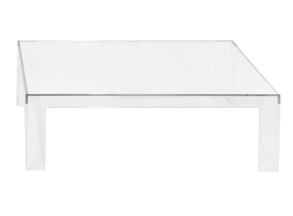 Kartell Invisible Table 5075 Coffee Table