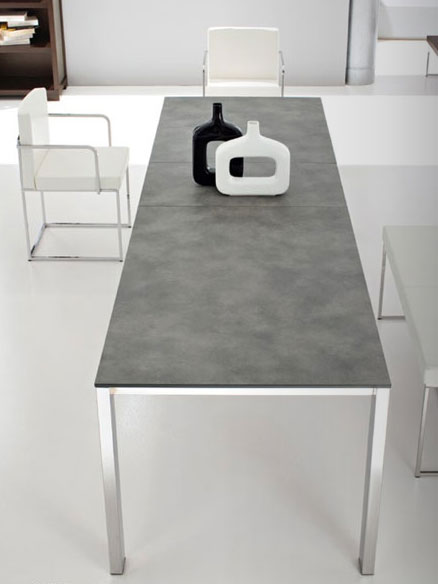 Connubia Calligaris CONVOY CB4047 MST 8A Table