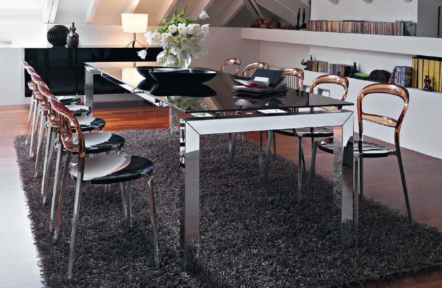 connubia calligaris airport cb 4011 table