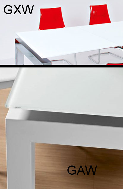 Airport One Tisch ~ Calligaris AIRPORT ONE CS4011S  Table